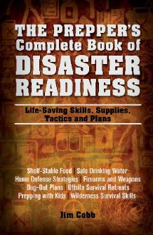 Prepper's complete book of disaster readineess