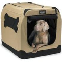 Kennel training is an important prepper dog skill