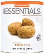 Emergency Essentials Potato Dices