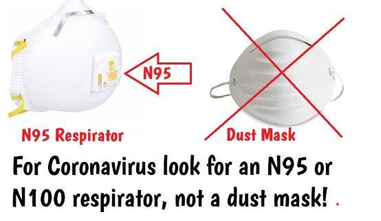 virus protection mask n100