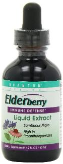 Elderberry extract for Pandemic preparedness