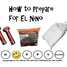 How to prepare for el nino