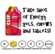 Review of energy chews