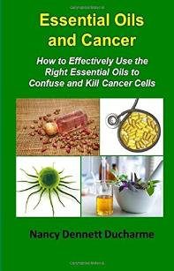 Essential oils for cancer