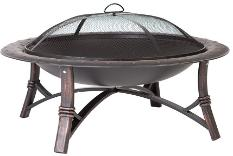 Inexpensive firepit