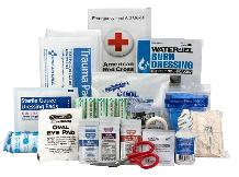 Ansi-compliant First aid refill kit