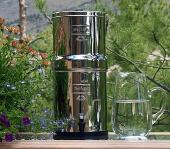 Big Berkey Water Filter for survival