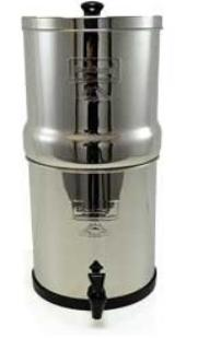 Best fluoride-free water filter: Big Berkey