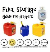 Fuel Storage Guide for Preppers