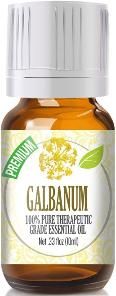 Galbanum may help as a root canal disinfectant