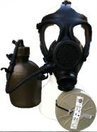 gas masks and filters