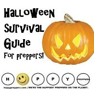 Halloween Survival Guide for preppers