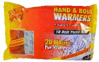 hand and body warmer