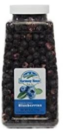 Harmony House blueberries