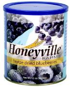 Honeyville Freeze dried blueberries