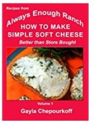 How to make simple soft cheese