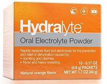 Hydralyte Oral Electrolyte Powder