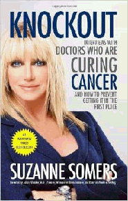 Suzanne Somers cure cancer book