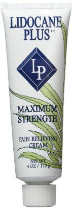 pain reliefe: Maximum strength Lidocane Plus
