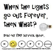 When the lights to out forever, then what?