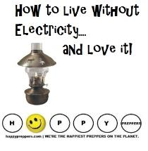 How to live without electricity and love it