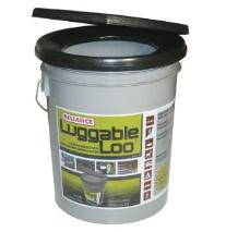 Luggable Loo portable camping toilet