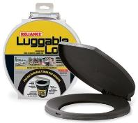 Luggable Loo Bucket Toilet Seat System