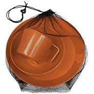 Camping mesh bag mess kit