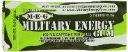 Military chewing gum