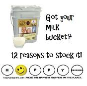 12 reasons to stock milk in the prepper's pantry