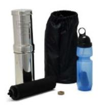 Mini Berkey Travel Water Filtration System