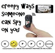 Spygate ~ creepy ways someone can spy on you