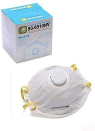 Latex- free valved particulate N95 Respirator