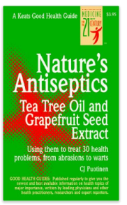 Nature's antiseptic