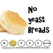 No yeast breads