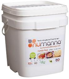 Numanna Gluten-Free Emergency Food