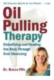Popular Oil Pulling therapy book