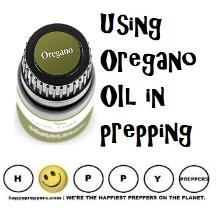 Using Oregano Oil in Prepping