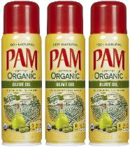 Pam Organic Olive oil Spray