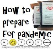 How to prepare for and survive a pandemic