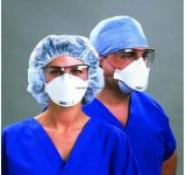 surgical mask for pandemic preparedness