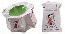 Tron's Paper Potty