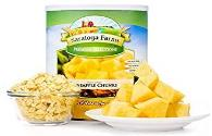 Saratoga Farms Pineapple chunks