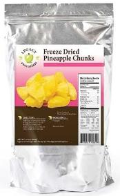 Freeze Dried Pineapple