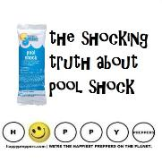 The shocking truth about pool shock - calcium hypochlorite