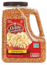 Five pound popcorn by Orville Redenbacher