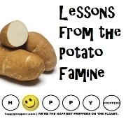 Lessons from the potato famine