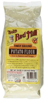 Potato flour
