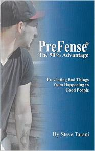 Prefence - preventing bad things from happening to good people