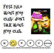 First rule about prep club is... Don't talk about prep club